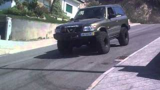 getlinkyoutube.com-NISSAN PATROL GR   POWER