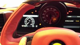 getlinkyoutube.com-Ferrari 458,FFのウインカー操作方法 エムオート