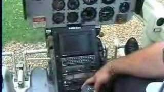 getlinkyoutube.com-Bell 206 Jet Ranger start up and take-off