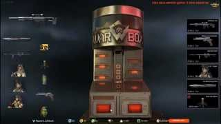 Pegando McMillan CS5 WarBox - WARFACE