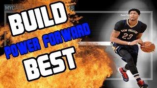 getlinkyoutube.com-NBA 2K16 BEST POWER FORWARD BUILD!!!