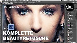 getlinkyoutube.com-Komplette Beauty Retusche von A-Z - doric4design - Folge 25