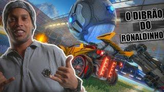 getlinkyoutube.com-Rocket League - O Dibrão Do Ronaldinho!!!