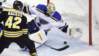 Tim and Sid: Goalie interference, Neal's batting practice, Bruins curling Jake Allen