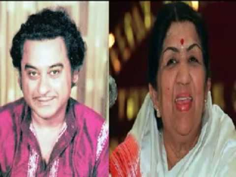 Kishore Kumar and Lata Mangeshkar Songs HQ