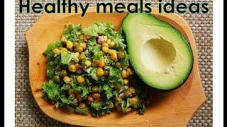 getlinkyoutube.com-Healthy meals ideas | what i eat