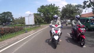 getlinkyoutube.com-Yamaha Tour De Soul All New Soul GT Etape Bandung Purwokerto