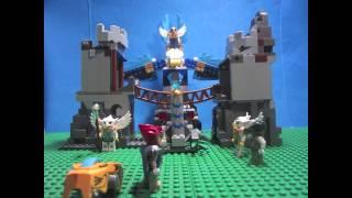 getlinkyoutube.com-LEGO Legends of Chima Episode 30 Return of the Temple