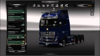 getlinkyoutube.com-Euro Truck Simulator 2 Full HD Volvo FH 2013 v 14.0