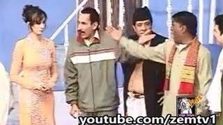 getlinkyoutube.com-Deedar, Iftikhar Thakur, Amanat Chan best stage drama performance in Disco Deewanay