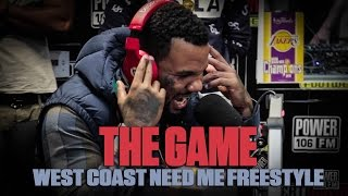 The Game - The Documentary 2 Freestyle