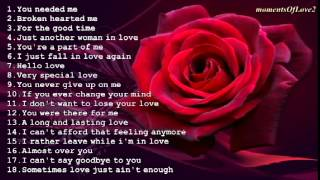 getlinkyoutube.com-Nonstop Sentimental  Love Songs Collection 4