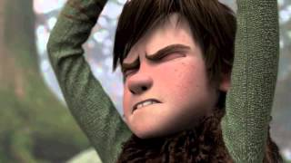 getlinkyoutube.com-HTTYD: Hiccup Meets Toothless