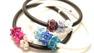 getlinkyoutube.com-Tutorial bracciale con pandora di cristalli Swarovski