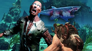 getlinkyoutube.com-Black Ops 3 Zombies | UNDERWATER ZOMBIES MAP? + More Possible Maps (Atlantis, Agartha / BO3 Zombies)
