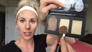 How to Highlight and Contour with Younique Sculpting Trio