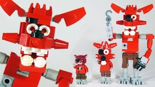 getlinkyoutube.com-How To Build LEGO Foxy (Five Nights at Freddy's | FNAF)