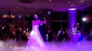 getlinkyoutube.com-James & Cristina Oct 29. 2011 Silver Creek Country Club San Jose, CA.mp4