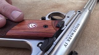 getlinkyoutube.com-Ruger MARK IV