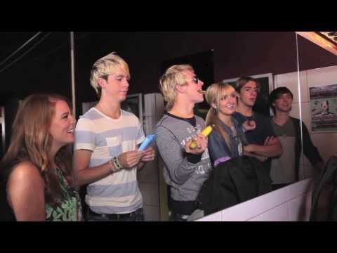 Ross Lynch Funny Moments :)