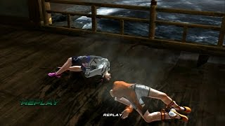 getlinkyoutube.com-Tekken 6: Xiaoyu Double K.O. ryona (ダブルKO リョナ) - Default Outfits