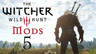 getlinkyoutube.com-WITCHER 3 MODS #5: Lore Friendly Witchers, Autoloot & more ...