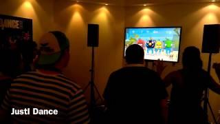 getlinkyoutube.com-Just dance 2016 - Balkan Blast Remix By Angry Birds (Full Gameplay)