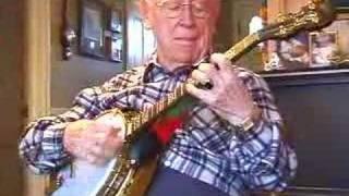 getlinkyoutube.com-Banjo Music, Medley, Jim Robinson, tenor banjo