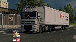 getlinkyoutube.com-[ETS2 v1.23] DAF XF95 Euro 3 v2 + Cabin DLC