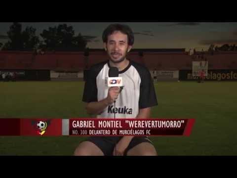 Primer entrenamiento de Werevertumorro en Murcielagos FC