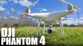 getlinkyoutube.com-DJI Phantom 4 Review