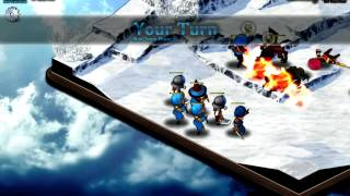 Rebirth of Fortune 2. Play Movie: Snow Field Stage.