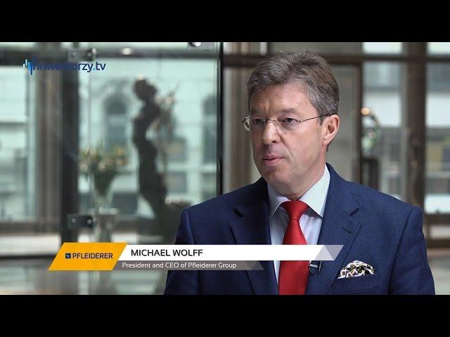 Pfleiderer Group SA, Michael Wolff - President, CEO, #75 PREZENTACJE WYNIKÓW