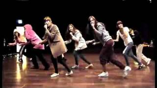 getlinkyoutube.com-【Practice Video】少女時代SNSD - My Best Friend (110324)