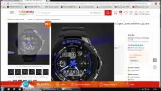 getlinkyoutube.com-How To Shop On AliExpress