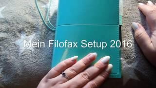 getlinkyoutube.com-Mein FILOFAX Personal Setup