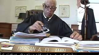 MUSLIM JUDGE (PASHTO)