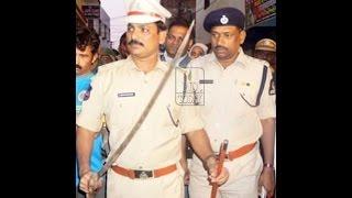 getlinkyoutube.com-Cordon Search in Bhavani Nagar, Amannagar financiers arrested | Yaseen Pehalwan others arrested