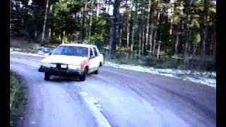 getlinkyoutube.com-Volvo 740 Maniac drifting