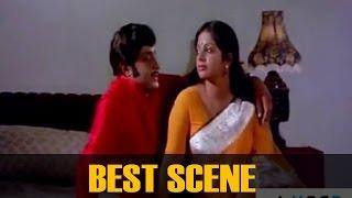 getlinkyoutube.com-Janardhanan, MG Soman and Sri vidya Best scene ||  Itha Oru Dhikari