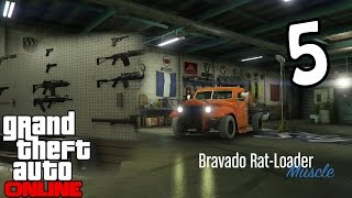 getlinkyoutube.com-GTA Online #5 | قراند اونلاين | قلتش الفلوس + شراء اقوى اسلحة