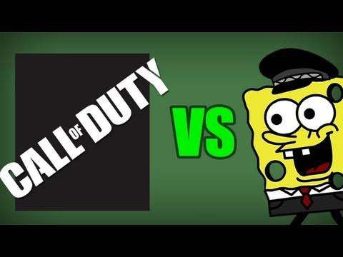 Call of Duty VS Fifty Shades of Grey (Animation Battle #4. The finale)