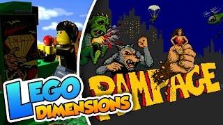 getlinkyoutube.com-¡¿Ya está?! | 02 FINAL | Midway Arcade - Level Pack (Lego Dimensions) con Naishys