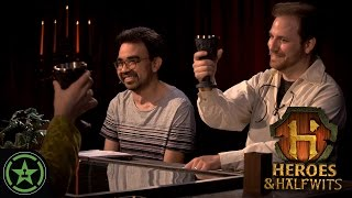 Heroes & Halfwits: Episode Four