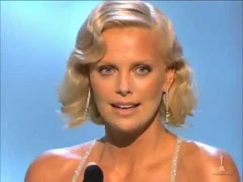 Charlize Theron Oscar Speech For  Best Actress For Monster