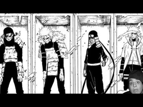 Naruto 597 Manga Predictions & Onward - Sasuke's Plan, Tobi's Face & Previous Hokages