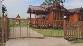 บ้านเดี่ยวสไตล์รีสอร์ท 100วา 1.35ล้าน อ.ไทรน้อย จ.นนทบุรี
