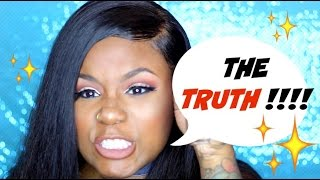 The TRUTH About Lace Frontals..... (What They DON'T Tell You !!!)