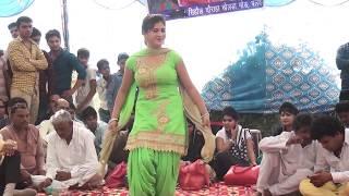 इस डांसर से डरकर सपना गयी है  मुंबई - Must Watch | Haryanvi Dance 2017