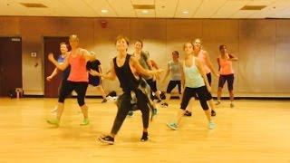 "getlinkyoutube.com-""CHEERLEADER"" OMI - Dance Fitness Workout Valeo Club"